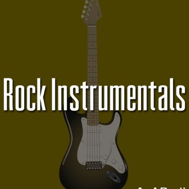 'Rock Instrumentals' Station  on AOL Radio