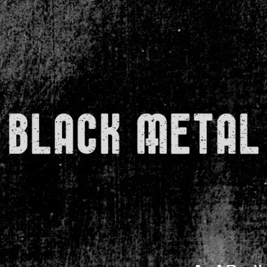 'Black Metal' Station  on AOL Radio