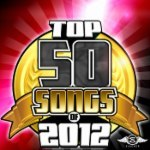 Top 50 Songs of 2012