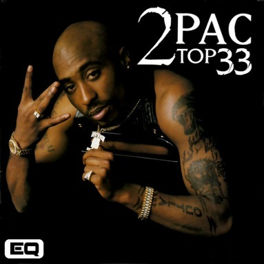 '2Pac Top 33' Station  on Slacker Radio