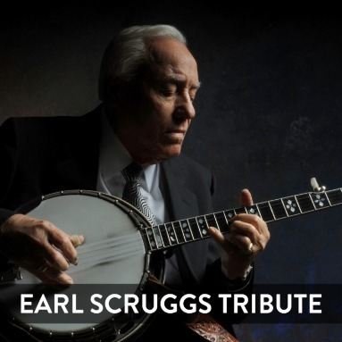 'Earl Scruggs Tribute' Station  on Slacker Radio