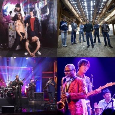 'Hangout Music Fest 2012' Station  on Slacker Radio