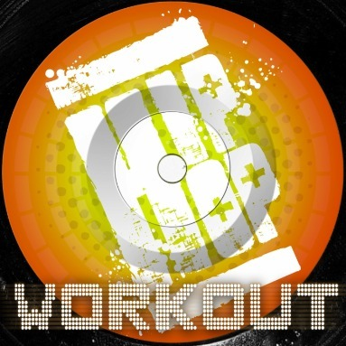 'Hip Hop Workout' Station  on Slacker Radio