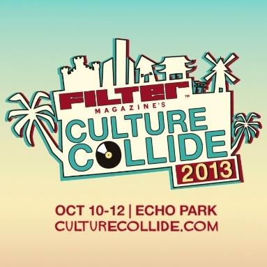 'Culture Collide 2013' Station  on Slacker Radio