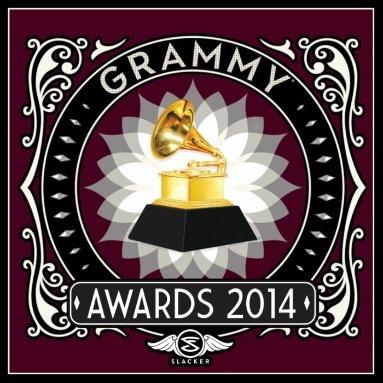 'Grammy Awards 2014' Station  on Slacker Radio