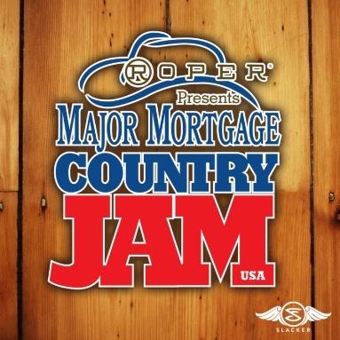 'Country Jam 2013' Station  on Slacker Radio