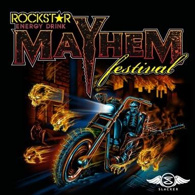 'Mayhem Festival 2013' Station  on Slacker Radio