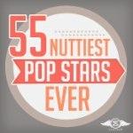 55 Nuttiest Artists