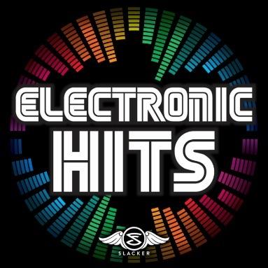 'Electronic Hits' Station  on Slacker Radio