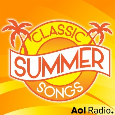 'Classic Summer Songs' Station  on AOL Radio