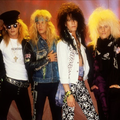 'Hair Metal' Station  on AOL Radio