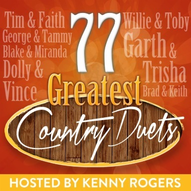 '77 Greatest Country Duets' Station  on Slacker Radio