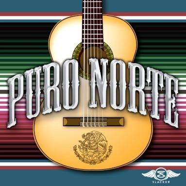 'Puro Norte' Station  on Slacker Radio