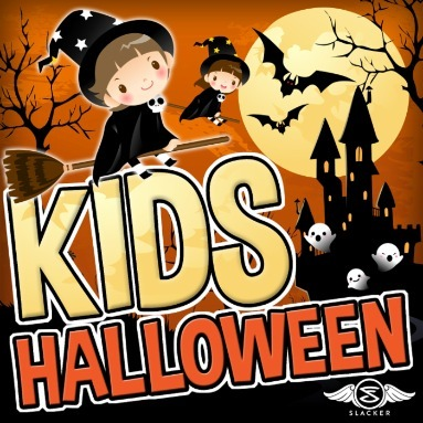 'Kids' Halloween' Station  on Slacker Radio