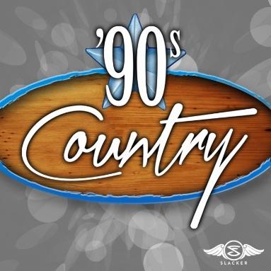 ''90s Country' Station  on Slacker Radio