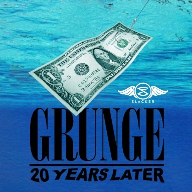'Grunge: 20 Years Later' Station  on Slacker Radio