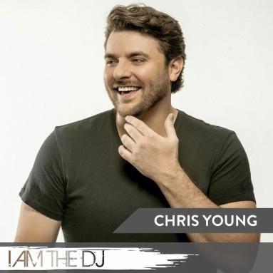 'Chris Young: I Am The DJ' Station  on Slacker Radio