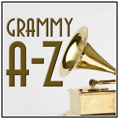 'Grammys A-Z' Station  on Slacker Radio