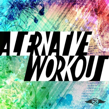 'Alternative Workout' Station  on Slacker Radio