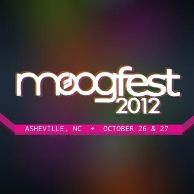 'Moogfest 2012' Station  on Slacker Radio