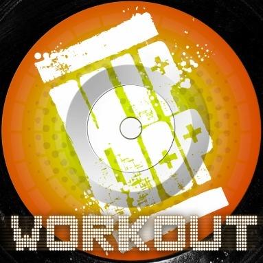 'Hip Hop Workout' Station  on Slacker Radio