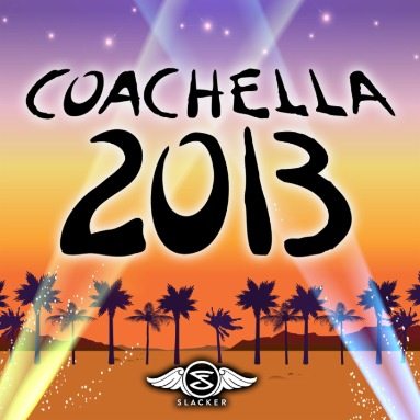 'Coachella 2013' Station  on Slacker Radio