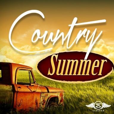 'Country Summer' Station  on Slacker Radio