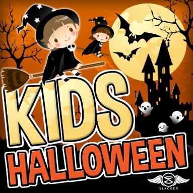 'Kids' Halloween' Station  on Slacker Radio