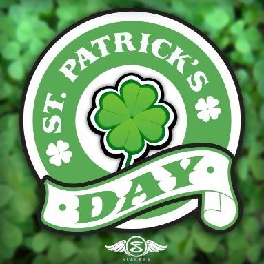 'St. Patricks Day ' Station  on Slacker Radio