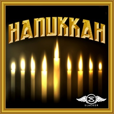 'Hanukkah' Station  on Slacker Radio