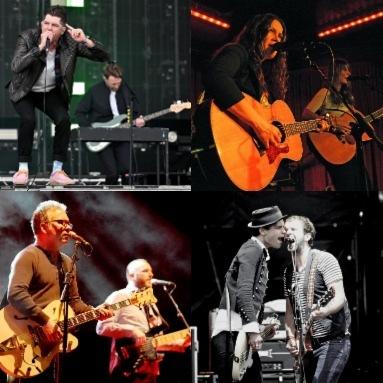 'Canadian Music Week 2012' Station  on Slacker Radio
