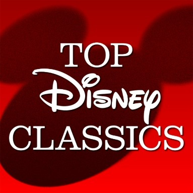 'Top Disney Classics' Station  on Slacker Radio